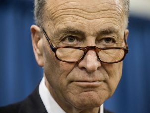 The New Joe? Chuck Schumer says he will vote to give Republicans veto power over President Obama's nuclear deal with Iran. Will that make him into a pariah for liberals like Joe Lieberman was for his support of the Iraq war?