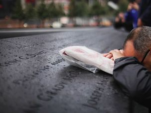 Remembering: The list of those killed on 9/11 will be read aloud at Ground Zero.