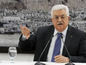Good Faith: According to Israeli sources, Mohammed Abbas has made real concessions in the peace process.