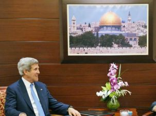 Sticking Point: Issues like control of the Temple Mount might derail the whole process.