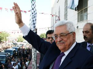 On the Way Out? Palestinian President Mahmud Abbas has said that he will not run again in upcoming elections.
