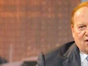 Outsized Role: Sheldon Adelson spent tens of millions of dollars on the 2012 election.