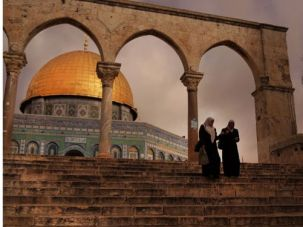 Site of Contention: What is the Noble Sanctuary to Muslims is the Temple Mount to Jews.