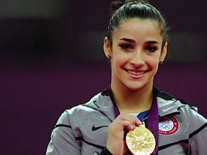 Golden Mensch: We all know Aly Raisman, but how about Yasmin Feingold?