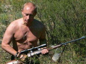 Vladimir Putin, Man of Peace
