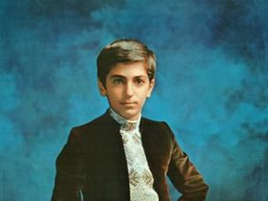 Reza Cyrus Pahlavi, the last crown prince of the former Imperial State of Iran.