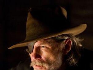 Jeff Bridges as federal marshal Rueben J. ?Rooster? Cogburn in ?True Grit.?