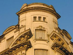 Fancy Balconies and Shutters: Paris-style architecture abounds in Buenos Aires, home to Latin America?s largest Jewish population.