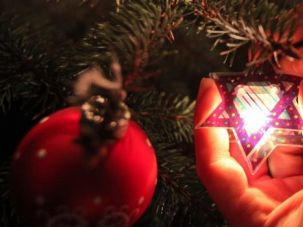 Hanukkah Bush: Is it an abomination or part of the tradition?