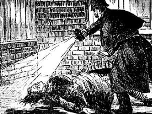 Did She Know Her Murderer? The police finds Catherine Eddowes, the Ripper's fourth victim, in September 1888.