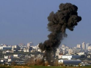 Operation Cast Lead: Israeli fire hit many civilian targets during the military campaign in Gaza last year. The reasons for the civilian casualties are disputed.