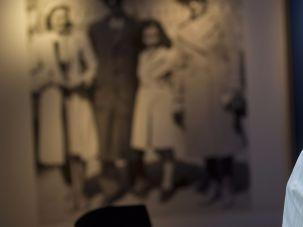 Eva Schloss, anne frank stepsister
