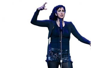Granite State Girl: Comedian Sarah Silverman was born in New Hampshire.