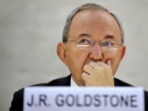 Change of Heart: In a recent op-ed, Richard Goldstone amended a central damning conclusion of his 2009 U.N. report.