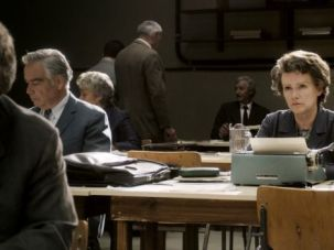 A Turbulent Life: Political philosopher Hannah Arendt is portrayed by Barbara Sukowa in Margarethe von Trotta?s new biopic.