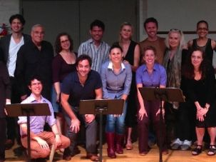 Funny, You Don't Look Pewish: Short plays by ten Jewish playwrights were presented at a staged reading at the Judson Memorial Church in New York.