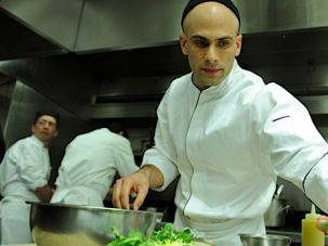 Healthy Cooking: White House assistant chef Sam Kass, doesn?t just spend his time in the kitchen. He works closely with Michelle Obama on her ?Let?s Move? campaign.