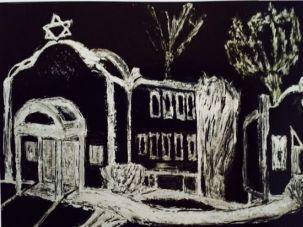 "Barbara Goodstein. ""Kerhonkson Synagogue and Kopp Community Center."""