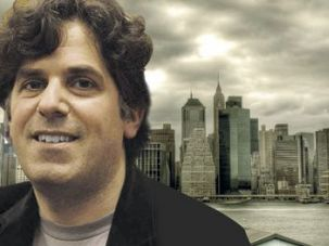 Citybound: Jonathan Lethem?s novel crosses into Manhattan.