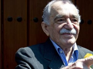 The Master: Gabriel Garcia Marquez died at the age of 87.