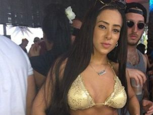Sexy Scam: Marsi Rosen, 28, as seen in a photo on her Facebook page.