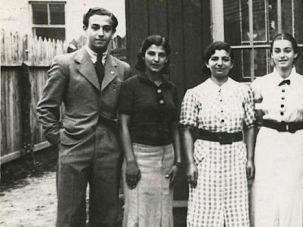 Come Heller High Water: The Heller family in pre-war Poland.