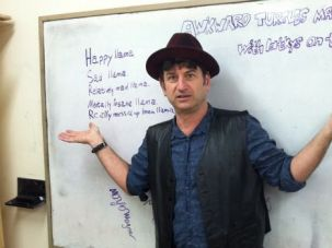 The Whiteboard Jungle: Larry N. Mayer, the author of ?Who Will Say Kaddish,? taught English literature at the high school level in an Orthodox Jewish school.
