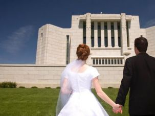 Marriage, Mormon Style: They marry young, while the church still has influence.