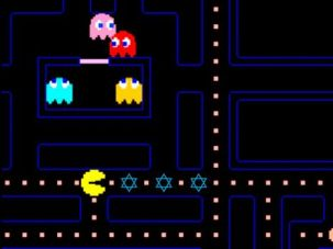 Jew-Man: Would more people practice Judaism if they could play it like a game?