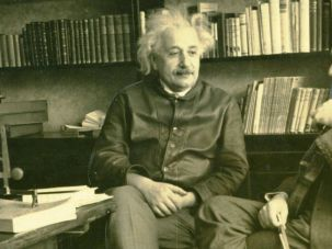 Albert and Friends: Bronislaw Huberman founded the Palestine Orchestra with the support of Albert Einstein, who helped arrange a fundraising dinner in New York.