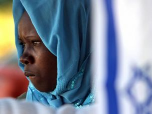 Unwelcome: Few refugees in Israel are granted official refugee status and asylum.
