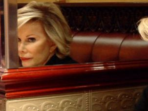 Work In Progress: A new film takes a candid look at Joan Rivers?s life.