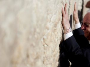 Nation's Leader: Rivlin is Israel's 10th president.