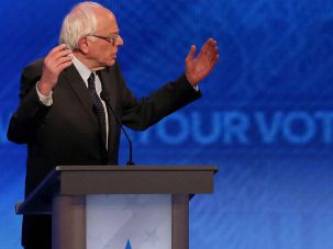 Sanders-Clinton