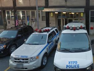 NYC's 13th Precinct.