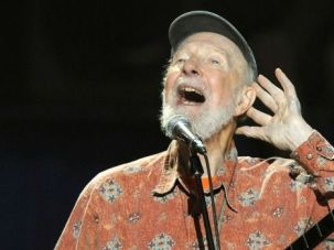 For Pete?s Sake: Iconic singer Pete Seeger died on January 27 at the age of 94.