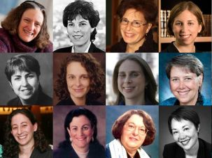 Members of the inaugural Sisterhood 50 list (click to enlarge)