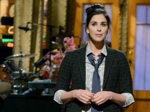 But Was She Funny? Sarah Silverman hosts 'Saturday Night Live' on October 4 —after Yom Kippur, her agent insists.