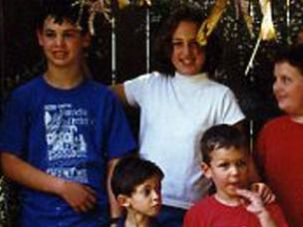 Outside the Schoolhouse: Kate Fridkis, in white, was homeschooled as a child. She takes on some stereotypes of homeschooling as a preserve of Christian fundamentalists.