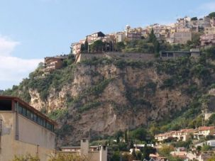 City on a Hill: Castelmola, a tiny municipality perched above Taormina, in Sicily, has many signs of long-forgotten Jewish life.