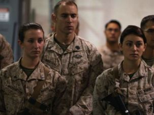 Fatigue in Fatigues: Long deployments contribute to difficult reentry for U.S. soldiers in Afghanistan and Iraq.