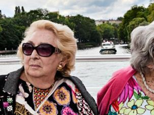 Golden Years: ?Oma and Bella? documents the lives of the filmmaker?s grandmother, Oma (right), and her best friend.