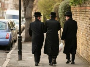 Jewish Enclave: A family in London?s heavily Jewish Hackney section was robbed of a trove of Judaica.