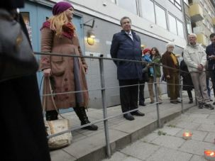 Hide Your Faith: After a Jewish center in Malmo, Sweden was firebombed, Jews and non-Jews wore kippahs to protest the hatred. But many European Jews avoid openly displaying signs of their faith.