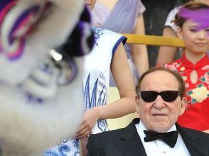 Sheldon Adelson.