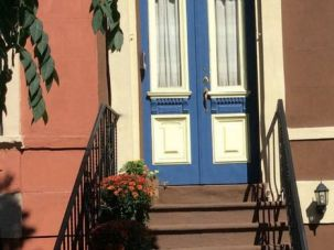 Look But Don't Rent: Many Airbnb listings in New York City, like this brownstone rental, may violate zoning and other laws.