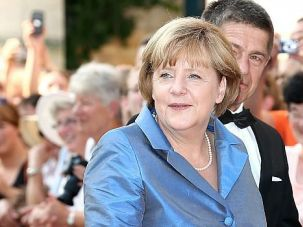 Shoah Bond: German Chancellor Angela Merkel says Germany will always have a ?special relationship? with Israel because of the Holocaust.