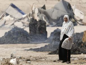 Long Fight: Israel claims it is doing what?s best for Bedouin peoples of the Negev desert by resettling them in nearby towns. But the ancient people vow to keep rebuilding their makeshift settlements ? and fight for their homes.