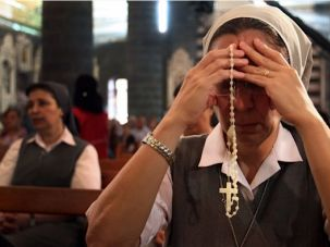 Gesundheit: If a nun blesses you, it?s a good thing, even if you didn?t sneeze. It?s not easy to feel the same about every ?blessing.?