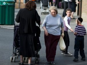 Shifts and Surprises: A new study pinpoints where New York?s Jewish population is growing fast and where its stagnant or shrinking. There are some big surprises.